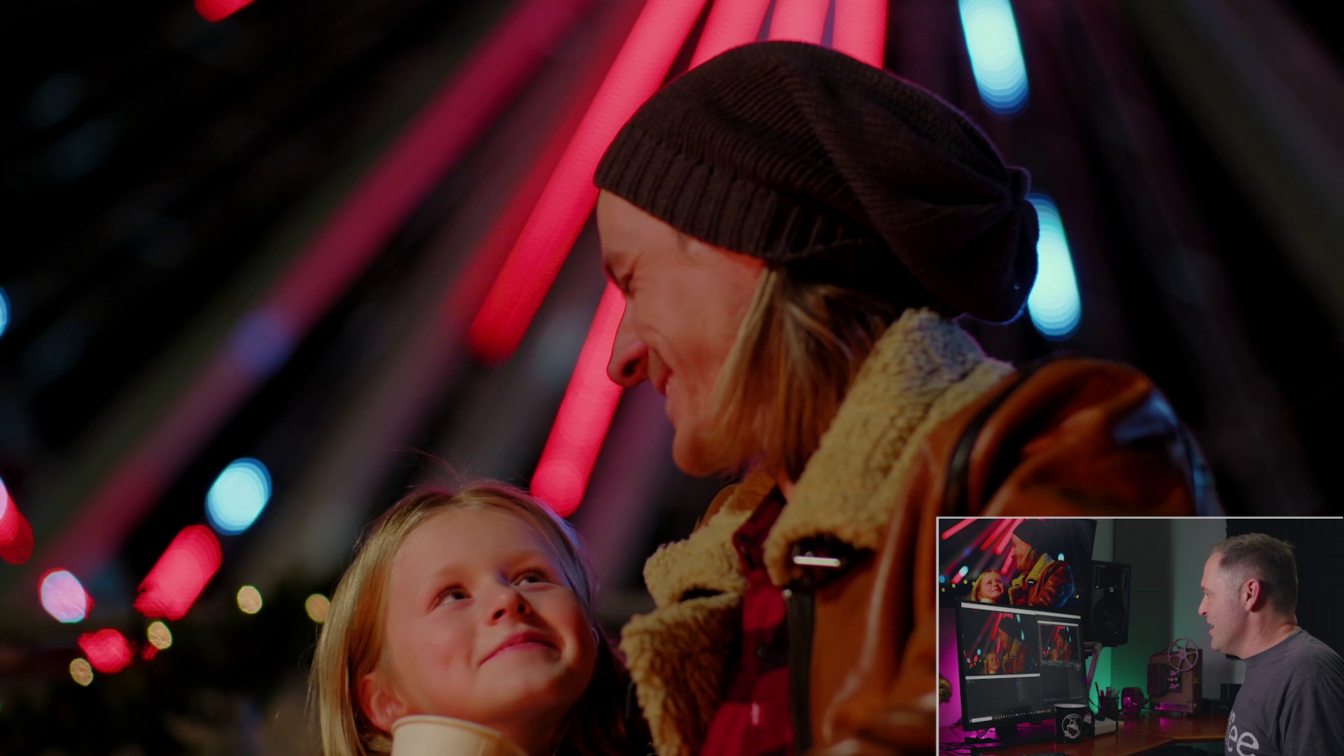 Making Holiday Video Ads in Branson, Missouri: A Visual Breakdown of Our Process